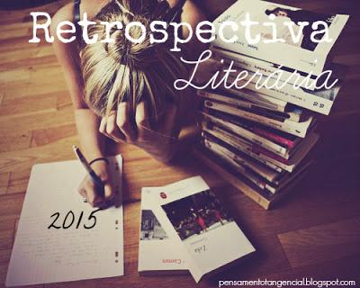 Retrospecriva Literária 2015