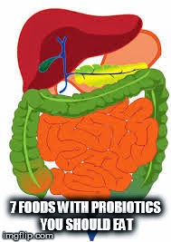 foods with probiotics