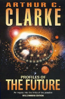 Portada de ARTHUR C. CLARKE - Profiles of the future