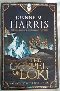 The Gospel of Loki by Joanne M. Harris