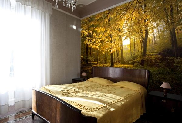 Papel pintado diciembre 2012 Papeles murales con diseno de paisajes