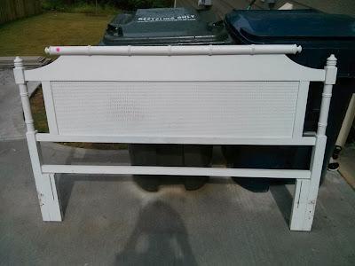 http://www.viewalongtheway.com/2013/09/the-headboard-becomes-a-bench/