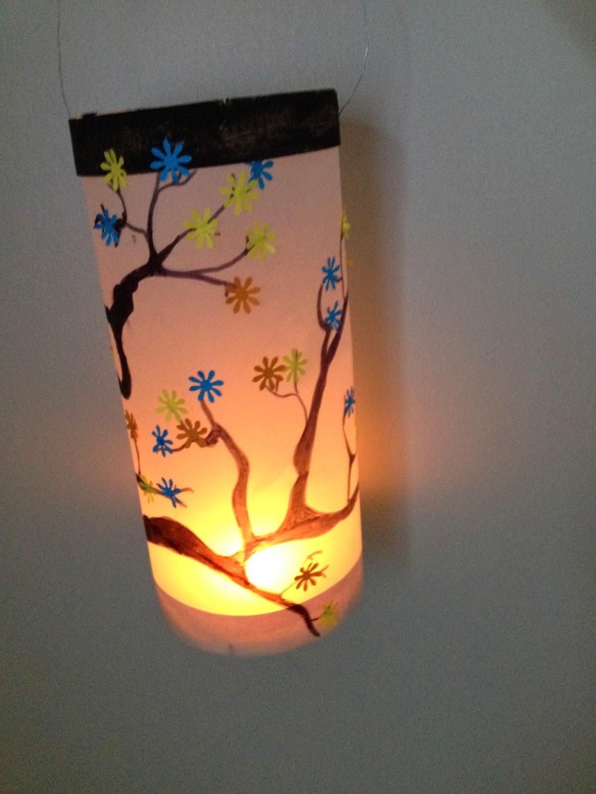 Faire Des Lanternes En Papier