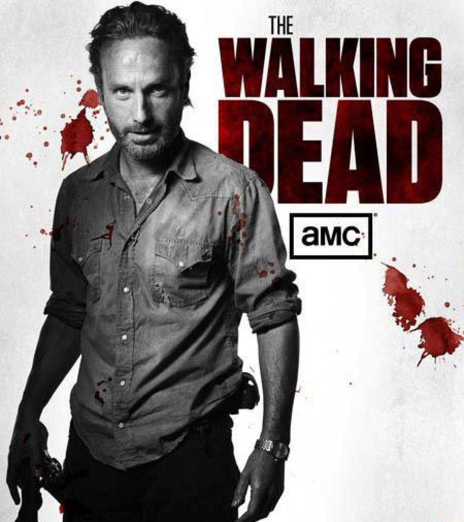 The Walking Dead - Temporada 4 - Español Latino - Online