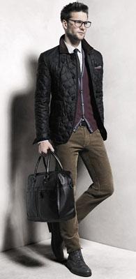 bolso portadocumentos hombre