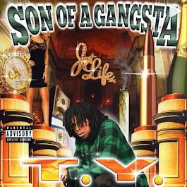 "Y.T. of Jet Life ""Son of a Gangsta."""