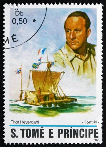 Kon-Tiki Thor Heyerdahl