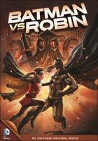 Batman vs. Robin (2015) AC3 5.1 640 kbps (Extraído del Bluray)