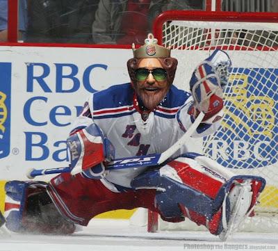 April 2011 Henrik Lundqvist Hockey Goalie God Blog April 2011