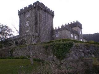 Castillo de Tebra