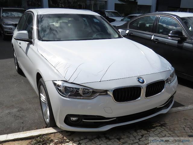 Novo BMW 320i 2016 - Brasil