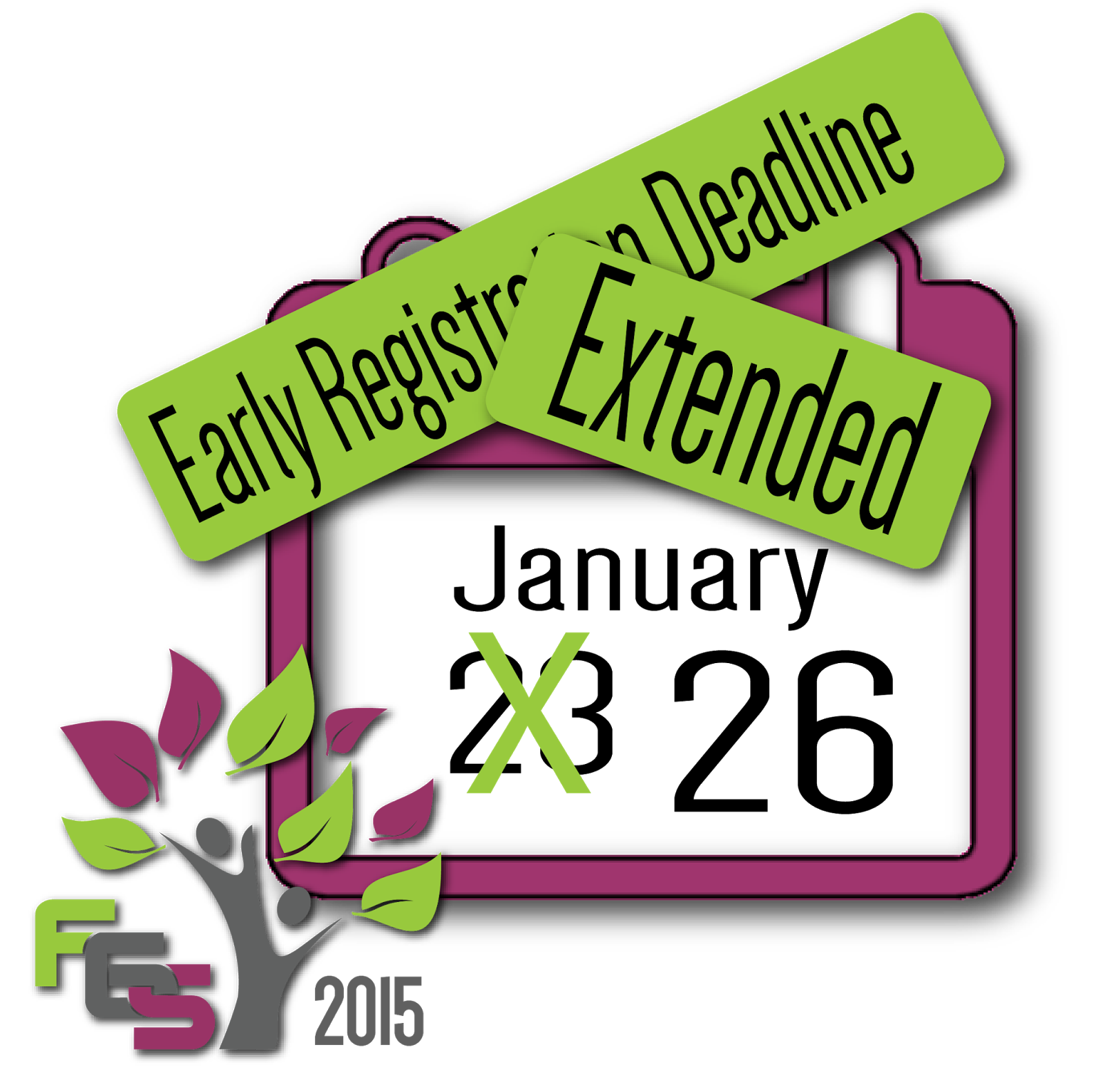 FGS 2015 Early Registration Deadline Extended