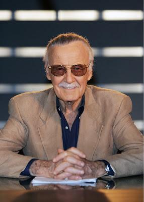 Marvel Createor Stan Lee HD Wallpaper