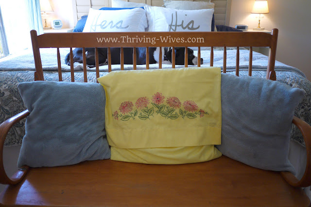 vintage home decor antique bench