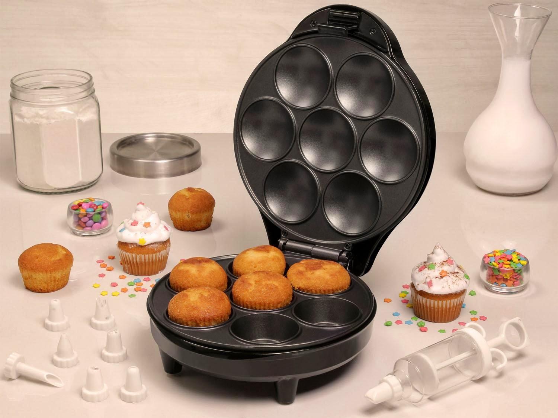 maquina cupcake britania
