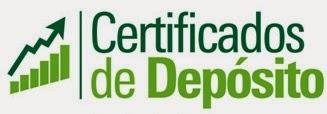 Forma de certificar un deposito