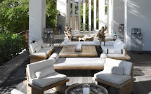 W Hotel Outdoor Furniture