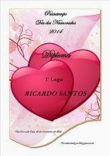 Dia Namorados 2014 - 1º. Prémio