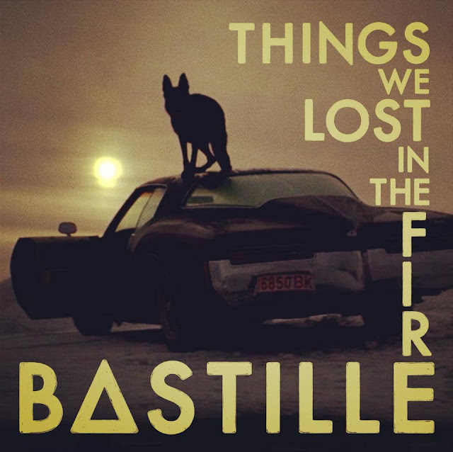 Bastille - Things We Lost In The Fire - copertina traduzione testo video download