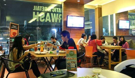 Contoh Lokasi Usaha Kafe Yang Tepat Agar Pengunjung Ramai