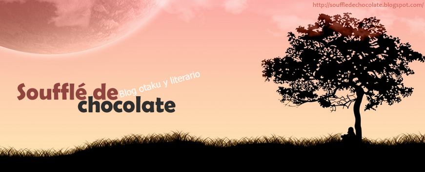 Soufflé de chocolate
