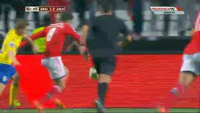 Penalty Polémico no Benfica - Arouca