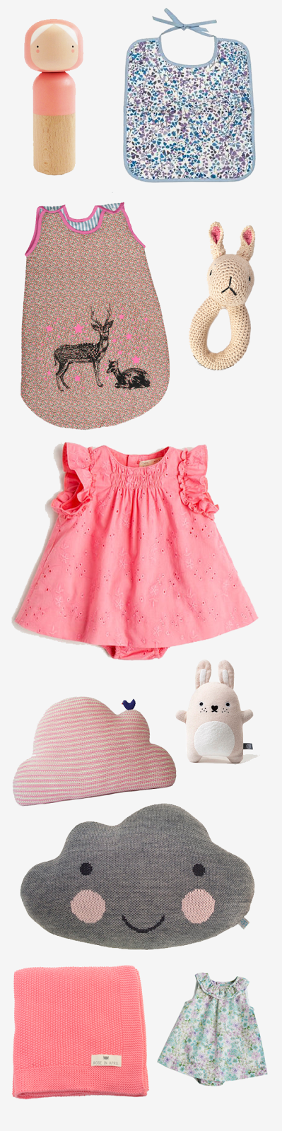 my baby wishlist