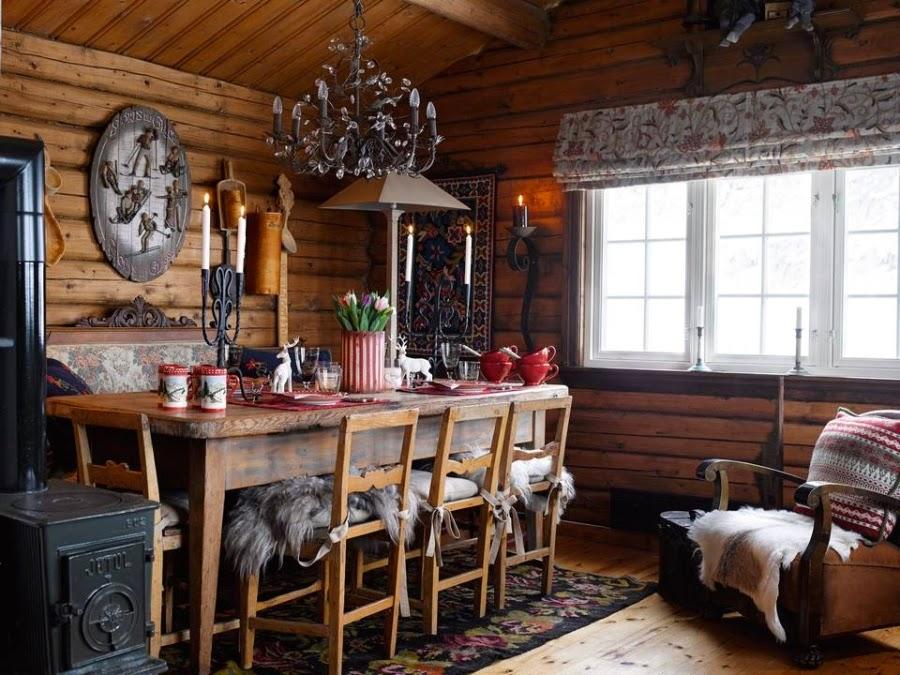 wystrój wnętrz, wnętrza, urządzanie mieszkania, dom, home decor, dekoracje, aranżacje, drewniana chata, dom z bali, dom w górach, styl ludowy, styl skandynawski, kuchnia, jadalnia