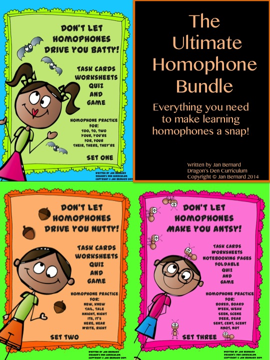 The Ultimate Homophone Bundle