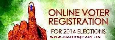 Steps for Voter Registration