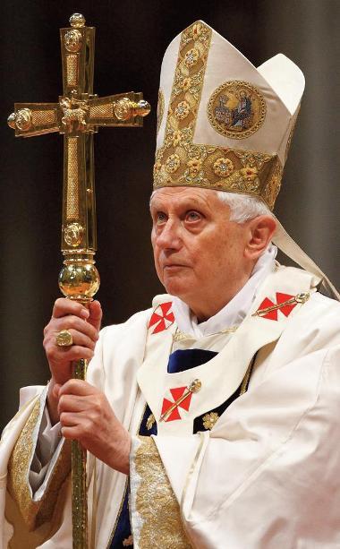 Papa emérito (19.IV.2005 a 28.II.2013)