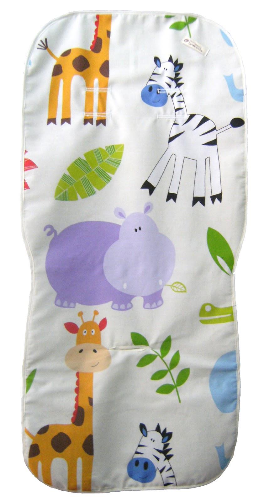Babymandarina sacos y complementos originales para beb s colchonetas para silla de paseo maclaren - Colchonetas para sillas de paseo originales ...
