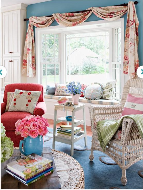 blog de decoração, decoração ateliê de costura