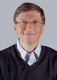 Model Gaya Rambut Bill Gates
