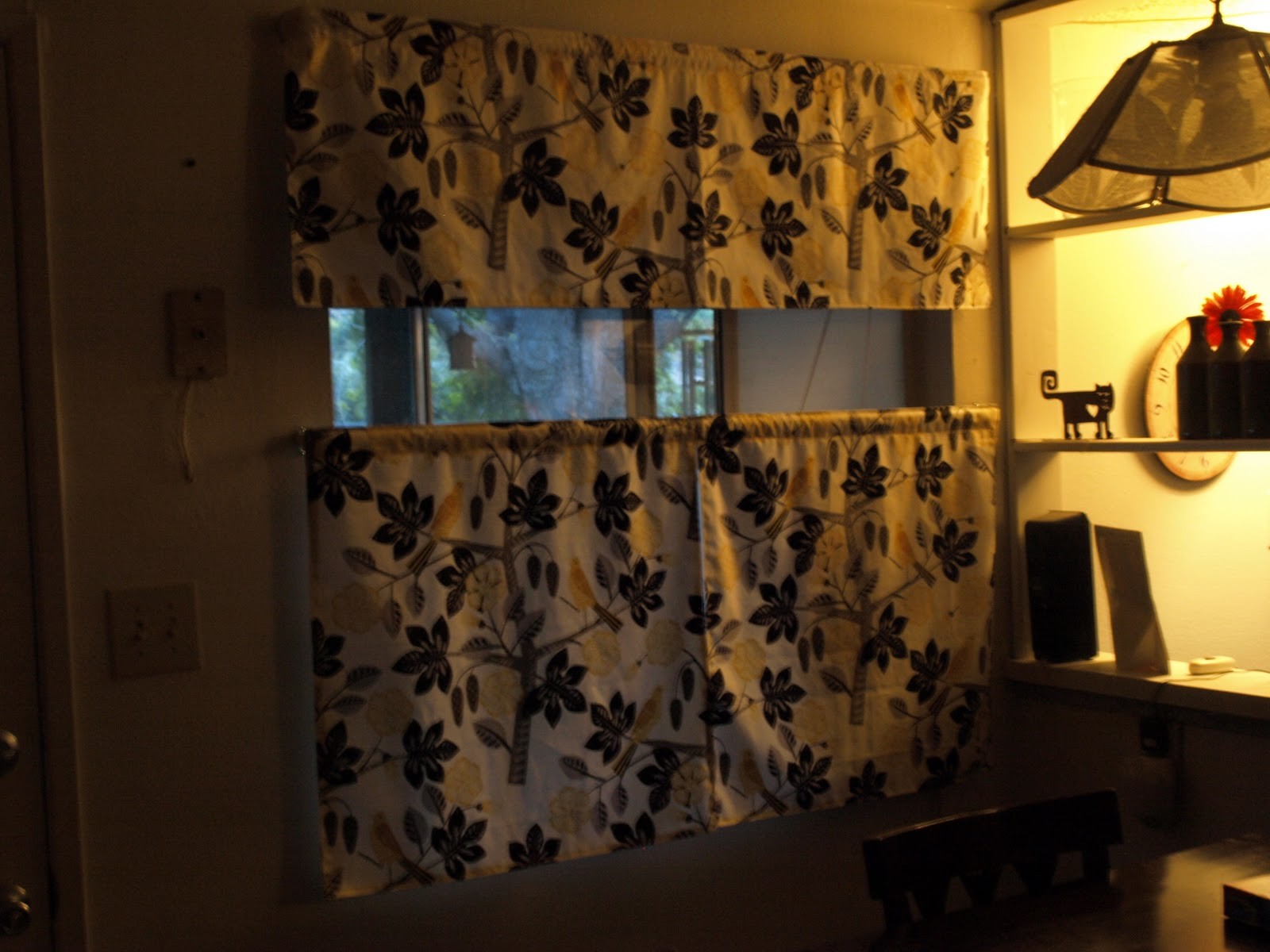 cat kitchen curtains | eBay - Electronics, Cars, Fashion