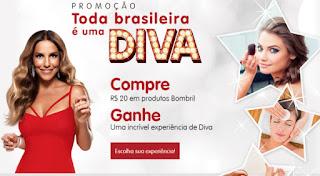 Participar da promoção Bombril Toda Brasileira é uma Diva