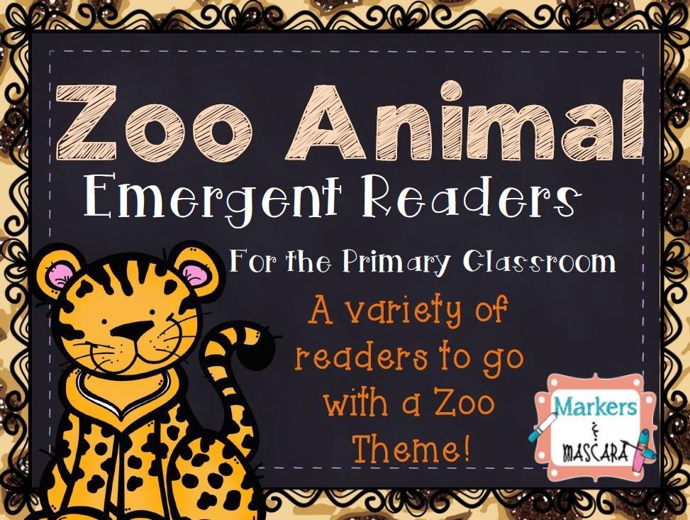 https://www.teacherspayteachers.com/Product/Zoo-Animal-Emergent-Readers-1712461