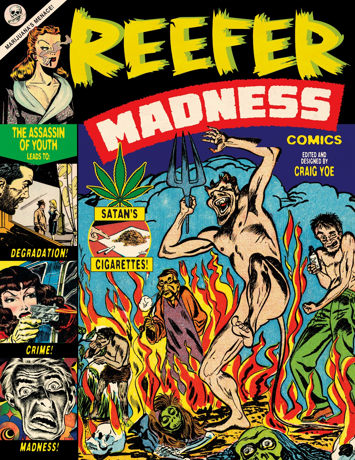 Reefer Madness issue TPB - Page 1