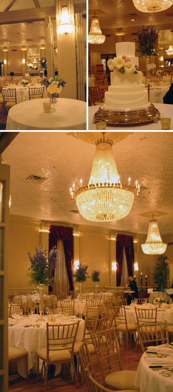 Elegant Wedding at Westchester Country Club Full of Surprises