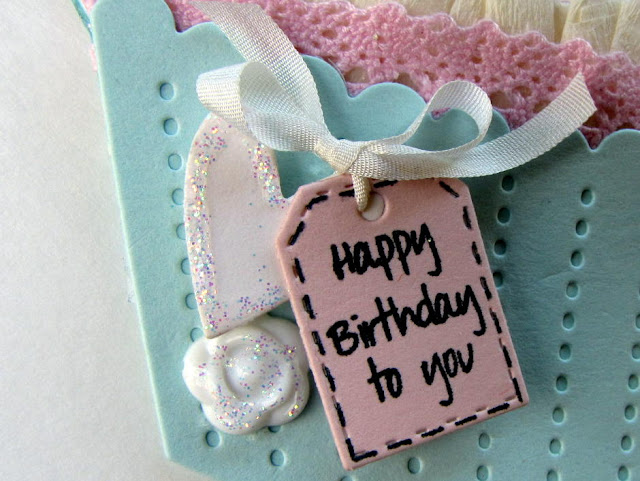 Greenwood Girl Cards Happy Birthday To You The Shabby