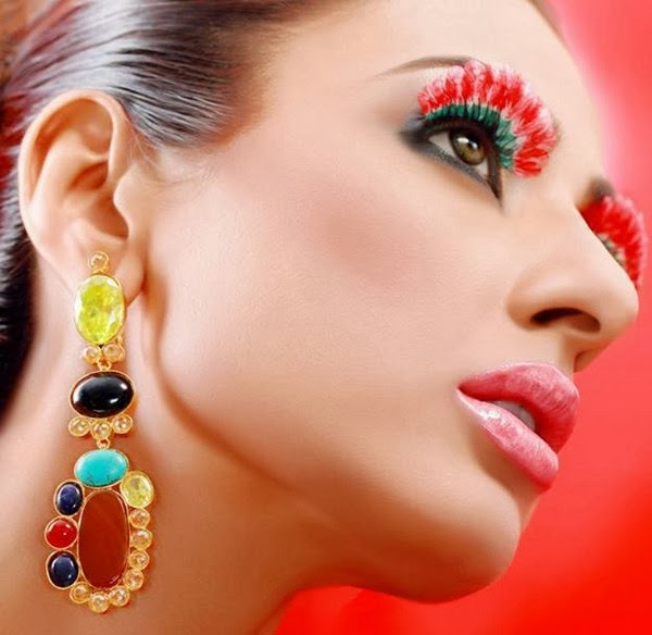 Maliha's Jewellery Collection 2013 For Women