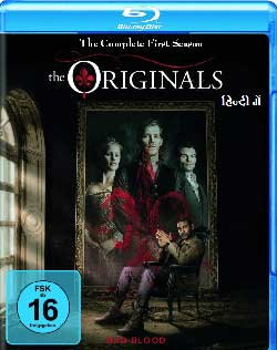 The Originals Season 01 Complete Dual Audio Hindi ENG BluRay 720p