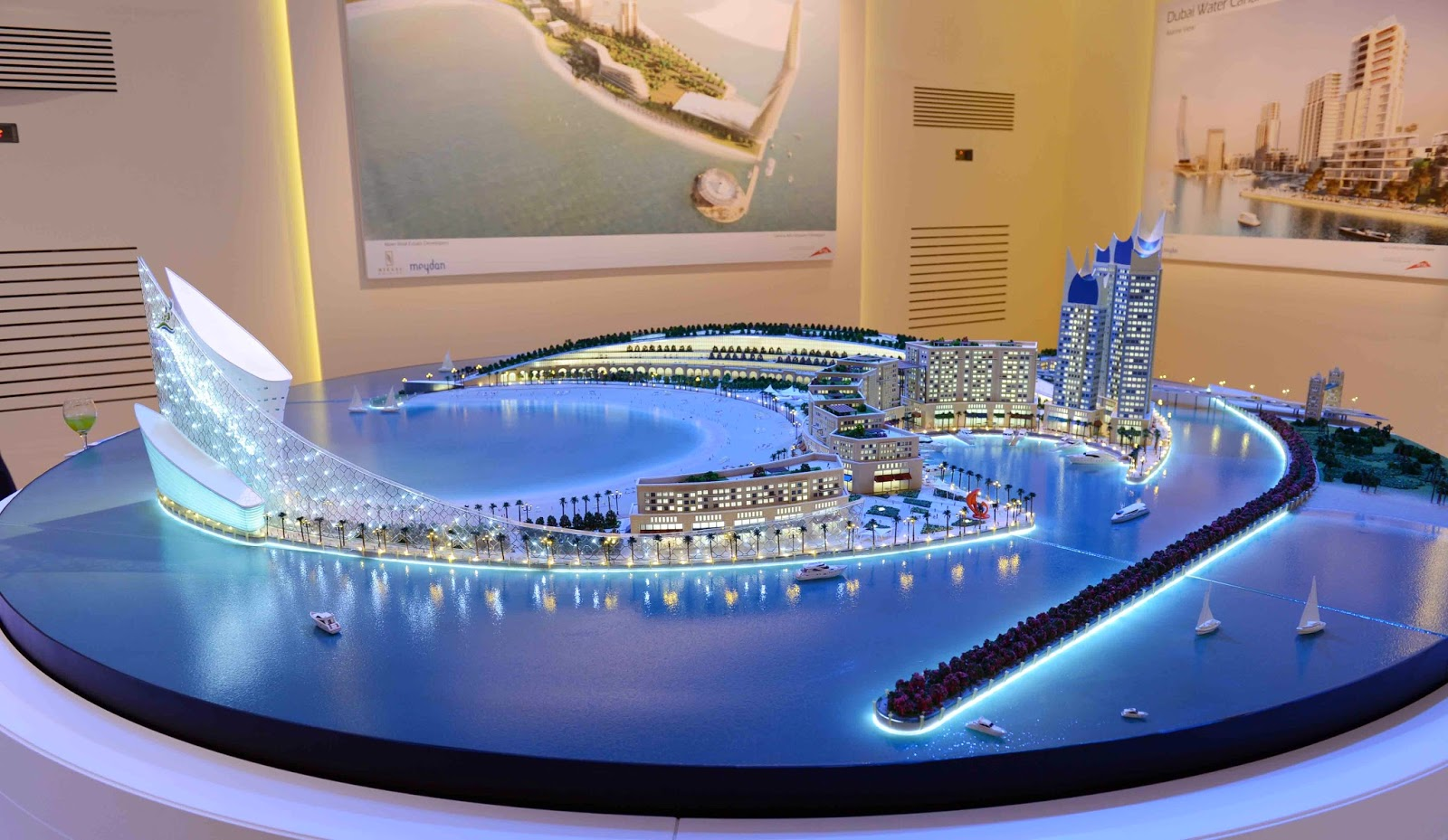 Dubai constructions update by imre solt dubai water canal for Upcoming hotels in dubai