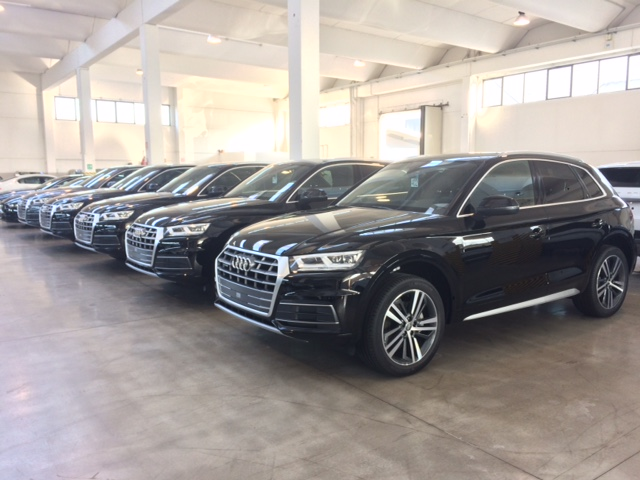 Sponsored Ad: Offer Audi Q5 Brand New Model 2017 in Stock