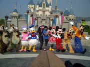 STR wid Samarath @ Disney Land # Shoot of Poda Podi. Email ThisBlogThis! (poda podijpg)