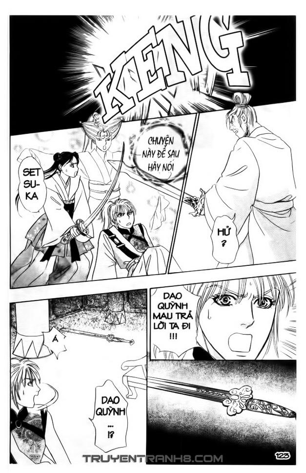 Đôi Cánh ỷ Thiên - Iten No Tsubasa chap 17 - Trang 8