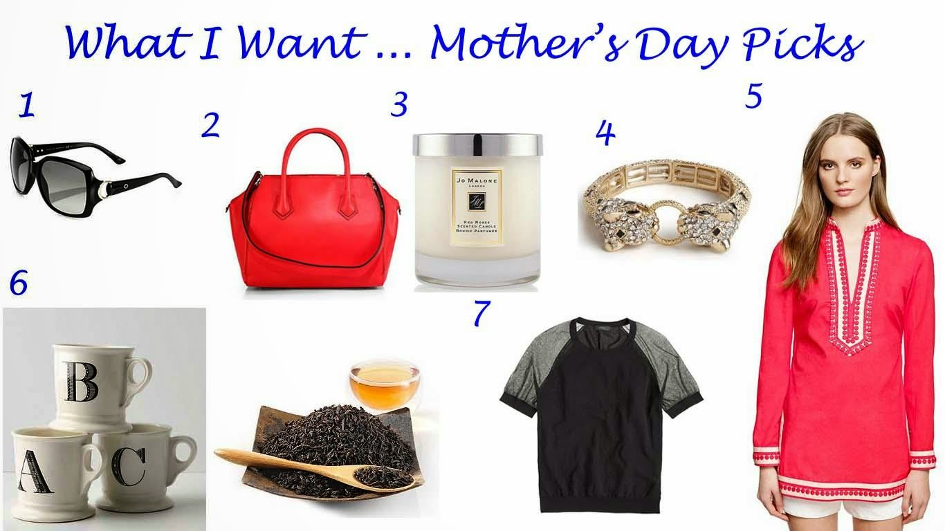 Mother's Day Gift Picks
