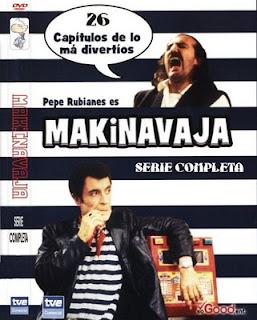 Cine: Makinavaja Temporada de 26 capitulos