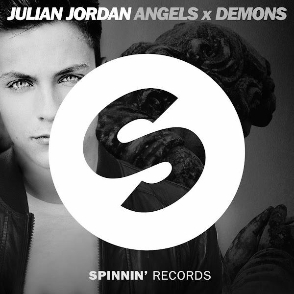Julian Jordan - Angels x Demons - Single Cover