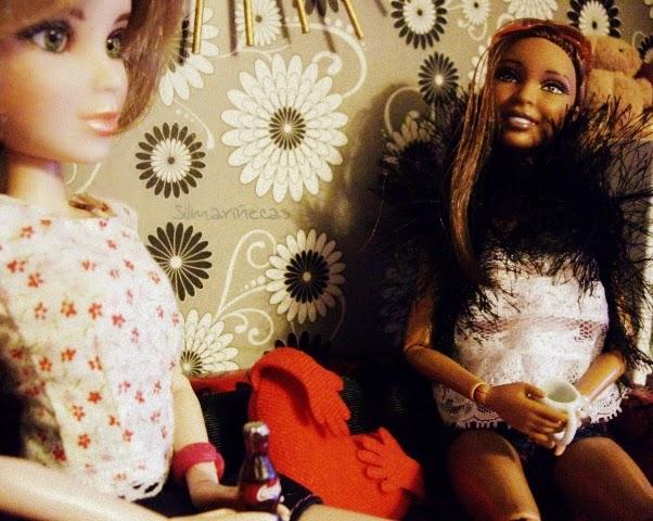 liv doll y barbie fashionista-
